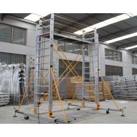 Алуминиево скеле, тип стълба 6 метра CIMEX ALUMIN2