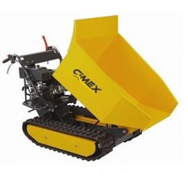 Мини дъмпер верижен с товароносимост 500 кг CIMEX WB500