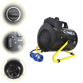 Електрически калорифер 5 kW CIMEX EL5.0SC /220V/
