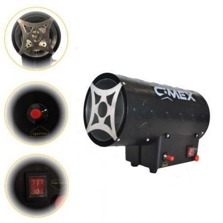 Газов калорифер 15 kW CIMEX LPG15