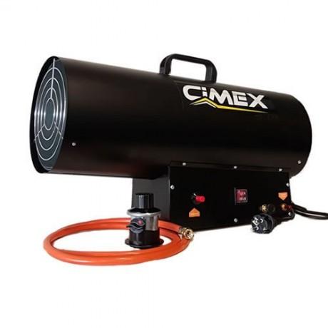 Газов калорифер 50 kW CIMEX LPG50