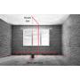 Точков лазерен нивелир с 5 точки, отвес + кръстосани линии CIMEX SL5D /30/10м, ± 3мм/10м/