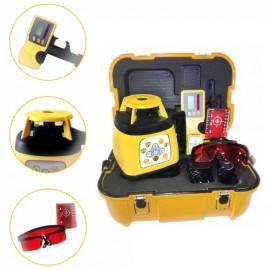 Ротационен лазерен нивелир CIMEX HV500PL /300м, ± 3мм/30м/