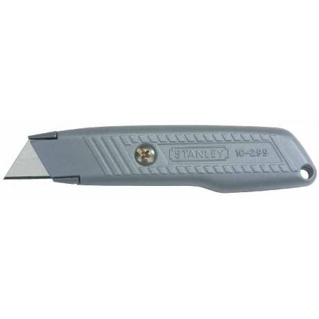 Нож макетен метален Stanley /136 mm/