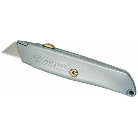 Нож макетен метален Stanley - /155 mm/