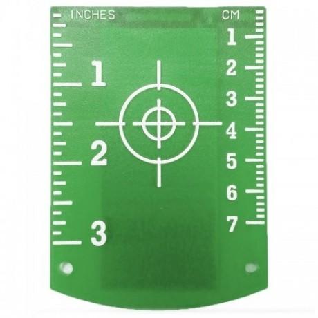 Мишена за лазер (за зелени лазери) NIVEL SYSTEM TR-G