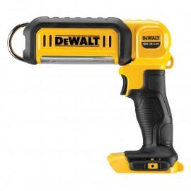 Фенер ръчен акумулаторен DEWALT DCL050 /18 V, 500 lm/