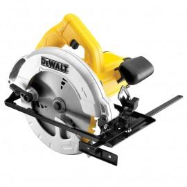 Циркуляр ръчен електрически 1350 W, 5500 об./мин, ф 184 мм DeWALT DWE560К