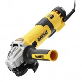 Ъглошлайф DeWALT електрически с регулиране на оборотите ф 115 мм, 1200 W, 2800-10 000 об./мин, DWE4246