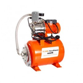 Хидрофор Aqua Power 6009, 24l, 880W RURIS-aujt-80-2