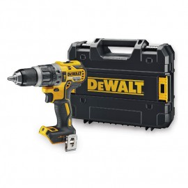 Бормашина винтоверт DeWALT акумулаторна без батерия и зарядно 18 V, 70 Nm, 1.5-13 мм, DCD796NT