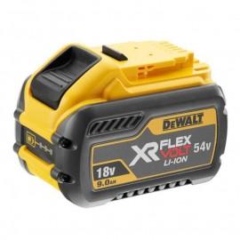 Батерия DeWALT акумулаторна Li-Ion за електроинструменти 54/18 V, 9 Ah, DCB547