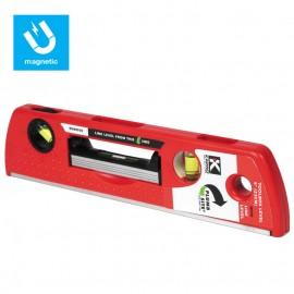 Kapro 241 Toolbox Level, Нивелир пластмасов 230 мм