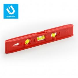 Kapro 229 Toolbox Level, Нивелир пластмасов 230 мм, TORPEDO