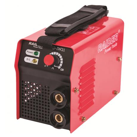 Електрожен инверторен RAIDER RD-IW21 /120А/