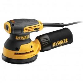 Шлайф ексцентриков DeWALT DWE6423 /280 W, Ф 125 мм/