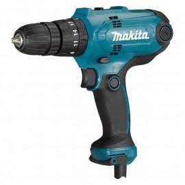 Makita HP0300, Винтоверт електрически ударен 320 W, 0-450 / 0-1500 об./мин, 42 Nm