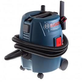 Bosch GAS 20 L SFC, Прахосмукачка електрическа за сухо и мокро почистване 1200 W, 3720 л/мин, 15 л