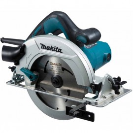 Makita HS7601K, Циркуляр ръчен електрически 1200 W, 4900 об./мин, ф 190 мм