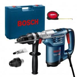 Bosch GBH 4-32 DFR, Перфоратор SDS-plus електрически 900 W, 0-800 об./мин, 0-3600 уд./мин, 4.2 J