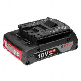Bosch GBA 18 V M-B, Батерия за електроинструменти Li-Ion 18.0 V, 2.0 Ah