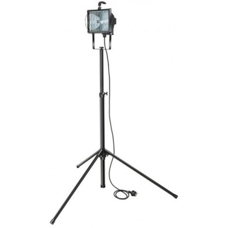 Прожектор халогенен с кабел и телескопична стойка 400 W ST200 Hugo Brennenstuhl GmbH
