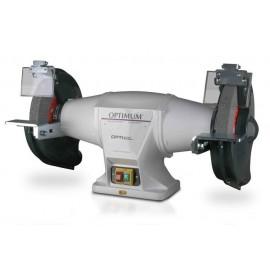 Шмиргел индустриален OPTIgrind GZ 25D Optimum /1100W, 400V, 250мм/