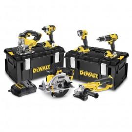 Комплект акумулаторни инструменти DeWALT DCK691M3