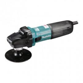 Полирмашина електрическа с плавно регулиране ф 115 мм, 1400 W, 2000-7800 об./мин Makita SA5040C