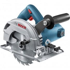 Bosch GKS 600, Циркуляр ръчен електрически 1200 W, 5200 об./мин, ф 165 мм