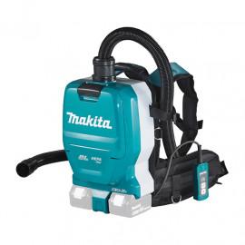 Прахосмукачка акумулаторна за сухо почистване без батерия и зарядно 36 V, 2000 л/мин, 18+18 V Makita DVC261Z