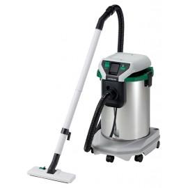HiKOKI - Hitachi RP350YE, Прахосмукачка електрическа за сухо и мокро почистване 1140 W, 3480 л/мин, 35 л