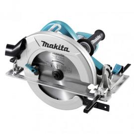 Циркуляр Makita ръчен електрически ф 270 мм, 2100 W, 4100 об./мин, HS0600