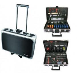 Куфар за инструменти комплект 540x430x145 мм, 130 бр. Projahn