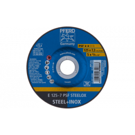 Диск ламелен ф125 Z40 PSF STEELOX 67764125 PFERD