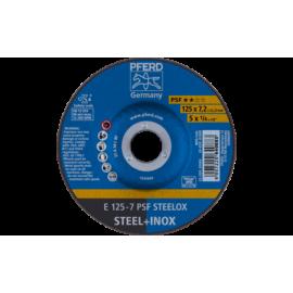 Диск ламелен ф125 Z80 PSF STEELOX 67768125 PFERD