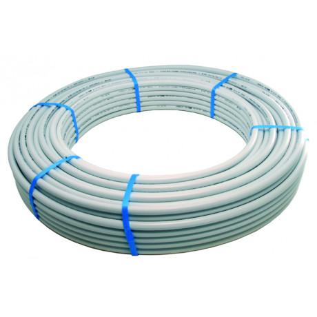 Петслойна тръба с алуминиева вложка PexB-AL-PexB Ф32 Х 3.0 х 200 м