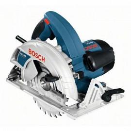 Циркуляр Bosch ръчен електрически ф 190 мм, 1600 W, 5900 об./мин, GKS 65 - 0 601 667 000