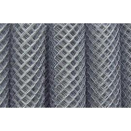 Мрежа оградна плетена, поцинкована 40мм х 40мм х 2.2мм - 1м