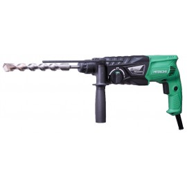 Перфоратор Hitachi DH24PH /730 W, 2,7 J/