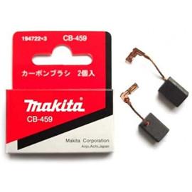 Четка Makita графитна к-кт за ъглошлайф CB-459, GA4530, GA5030, PJ7000 -194722-3