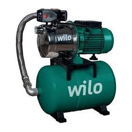 """Хидрофорна уредба HWJ 204 H EM 50L BG Wilo /1100 W, Q-5.0 м3/ч, 1-1"""", Н-50 м/ 2951638"""