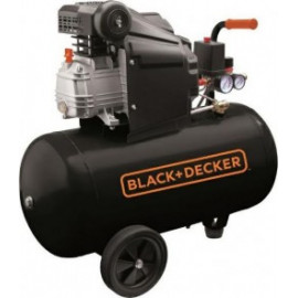 Компресор 50L BD205 Black Decker RCDV404BND540