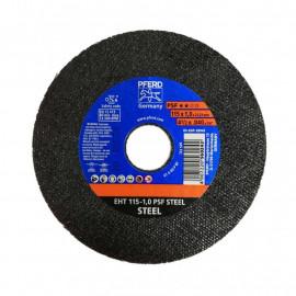 Диск за метал ф125 х 1.0 INOX-PSF STEELOX D-51709 PFERD