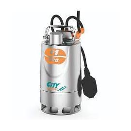"""Помпа City Pumps потопяема дренажна за мръсна вода 1.2-10.8 м3/ч, 6.5-2 м, 1 1/4 """", F1/50M VORTEX-48TIXV12A1U"""