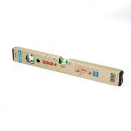 Нивелир алуминиев с магнит 40 см SOLA AZM 40
