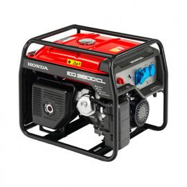 Генератор Honda бензинов монофазен 3600 W, 8.4 к.с., 13.9 A, 230 V, EG3600CL-G