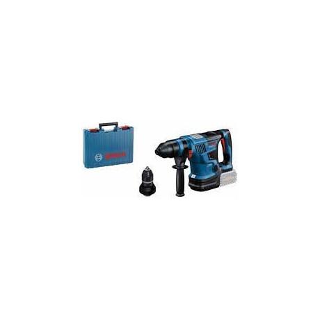 Перфоратор Bosch акумулаторен безчетков без батерия и зарядно SDS-plus, 18 V, 5.8 J, GBH 18V-34 CF-0 611 914 021