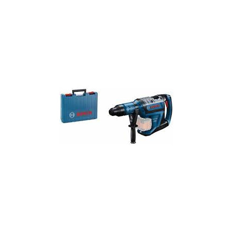 Перфоратор Bosch акумулаторен безчетков без батерия и зарядно SDS-max, 18 V, 12.5 J, GBH 18V-45 C-0 611 913 120