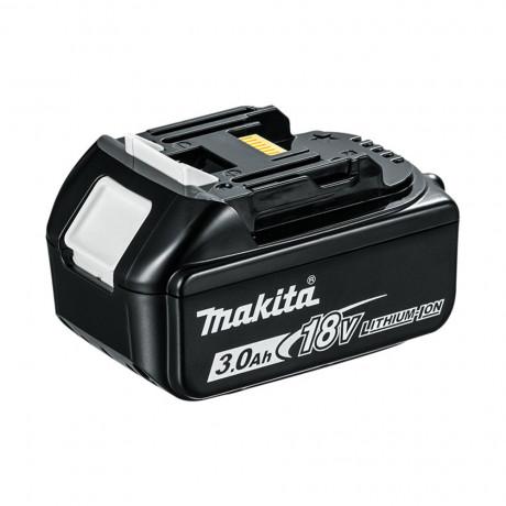 Батерия Makita акумулаторна Li-Ion за електроинструменти 18 V, 3 Ah, BL1830B-632G12-3